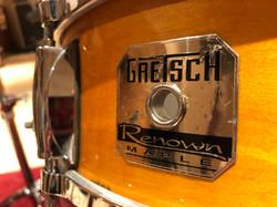 Snare / Studio 440 / Studio B / Gretch Mapple Renown