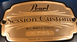 Pearl Session Custom / STUDIO 440