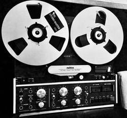 Revox / Cabine / Record / Studio 440