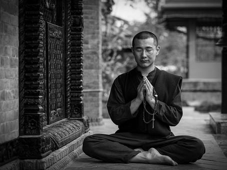 Meditation und mein Körper