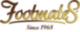 NEW 2015 Footmates Logo Pantone Colors W