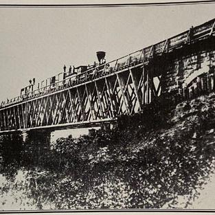 Loudon Bridge 1862