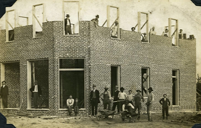 Greenback Merchants & Farmers Bank Site.