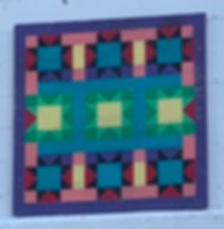 Quilt Marker at Annabelle's in Loudon 2.