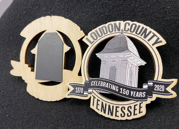 Loudon County magnet
