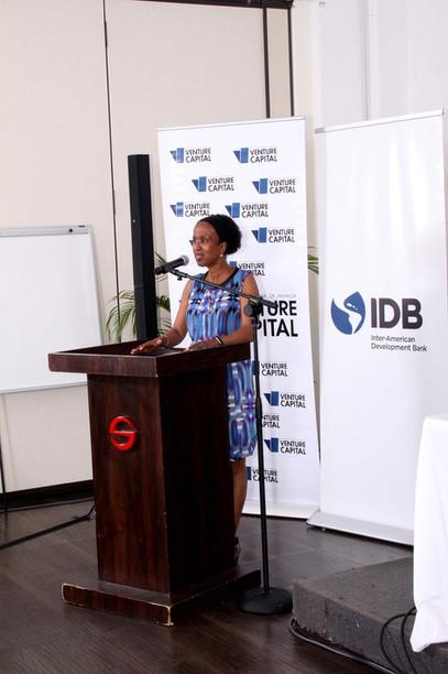 Remarks at Closing Session, Development Bank of Jamaica's TOT program, Sept. 2019