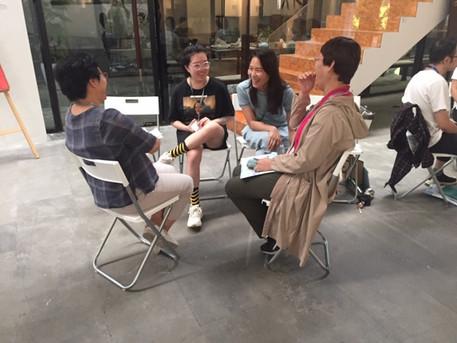 Intro to Drama Therapy - Shenzhen
