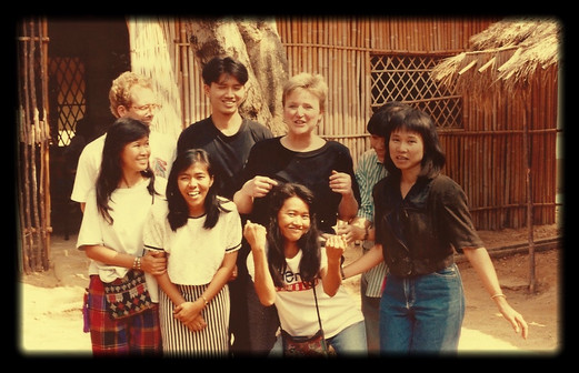 Using Drama to Teach English as a Second or Other Language at Refugee Processing Center Residency - Phanat Nikhom, Thailand