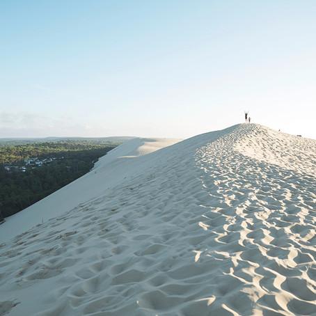 Dune du Pilat - it's a sand thing