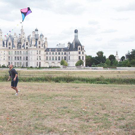 The Loire Valley- another day another castle