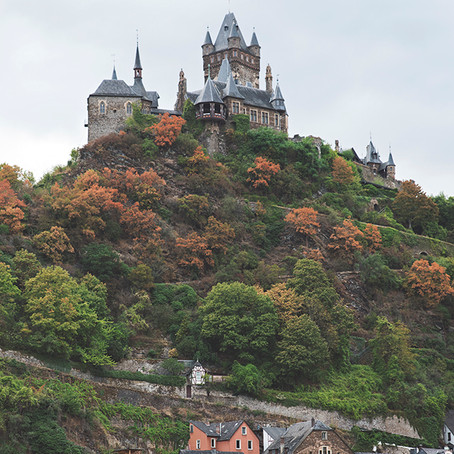 Mosel & Champagne - Autobahn, wine and castles