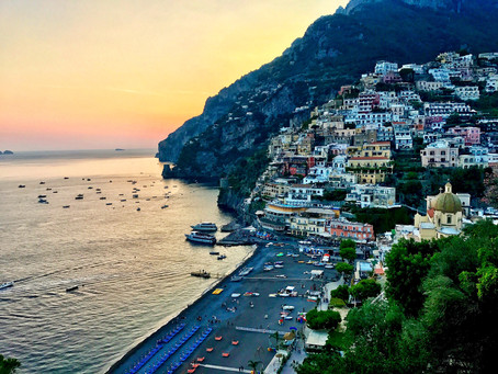 Positive about Positano