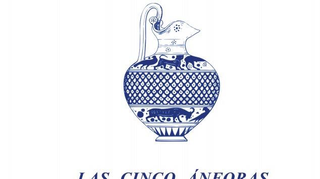 AS CINCO ÂNFORAS / LAS CINCO ÁNFORASAS CINCO ÂNFORAS / LAS CINCO ÁNFORAS