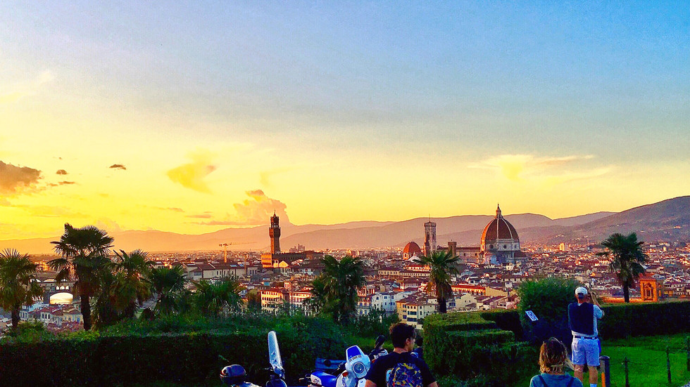 Falling for Florence