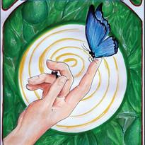 Ilítia, a borboleta encantada