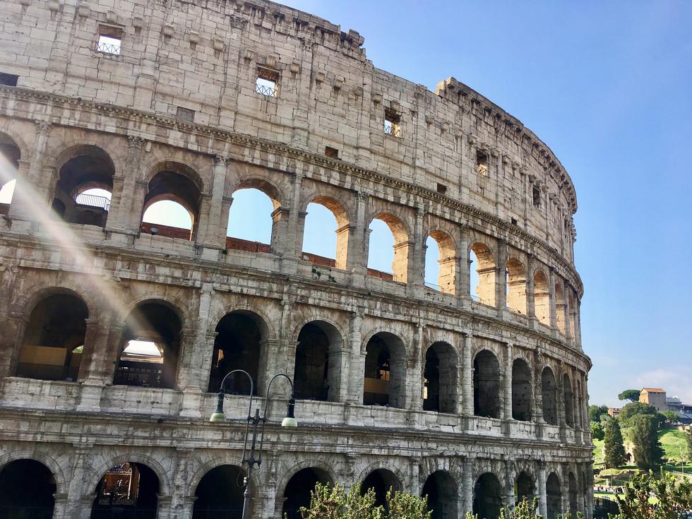 Rome-in' Around