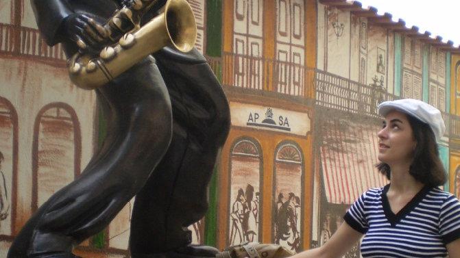 O Rio e eu: crônicas de uma paulistana