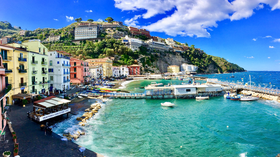 Swooning Over Sorrento