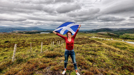 To Scotland, with Love