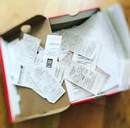 SchuhkartonService, Buchhaltung, Belege, Steuerberater