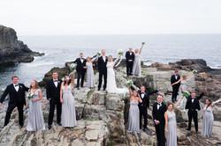 Cliff House Wedding.