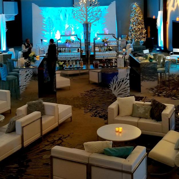 Grand Ballroom design