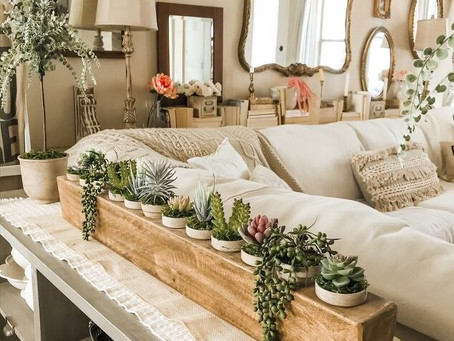 Farm House Chic Design
