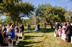 Ceremony in Maine