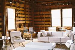 La Lounge at Lauldholm Farm.