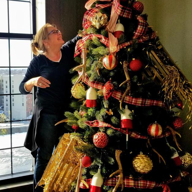 Top of the East Christmas Decor