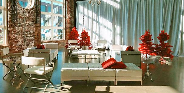 Maine modern lounge furniture.