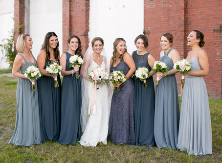 Thompson's Point Wedding