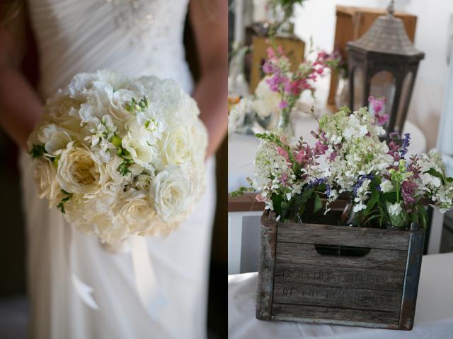 Vintage Wedding Bouquet