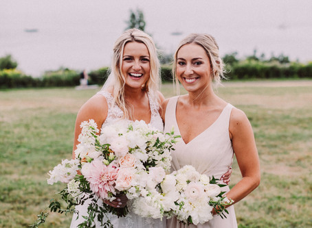 What Is a Micro Wedding Compared to a Minimony?