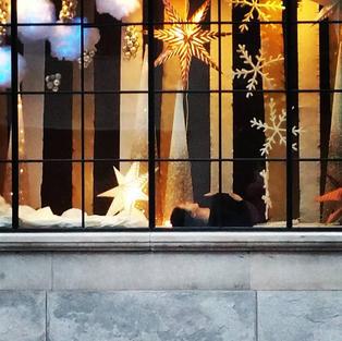 Westin Window Display