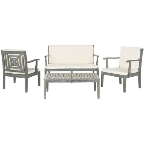 Gray Outdoor seating