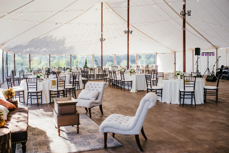 Frenchs Point tent