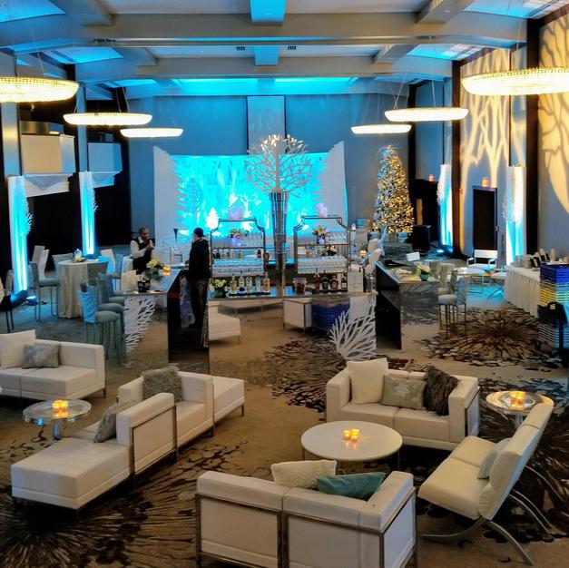 Grand Ballroom Holiday Party