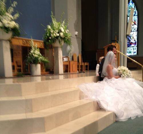 Maine Church Wedding