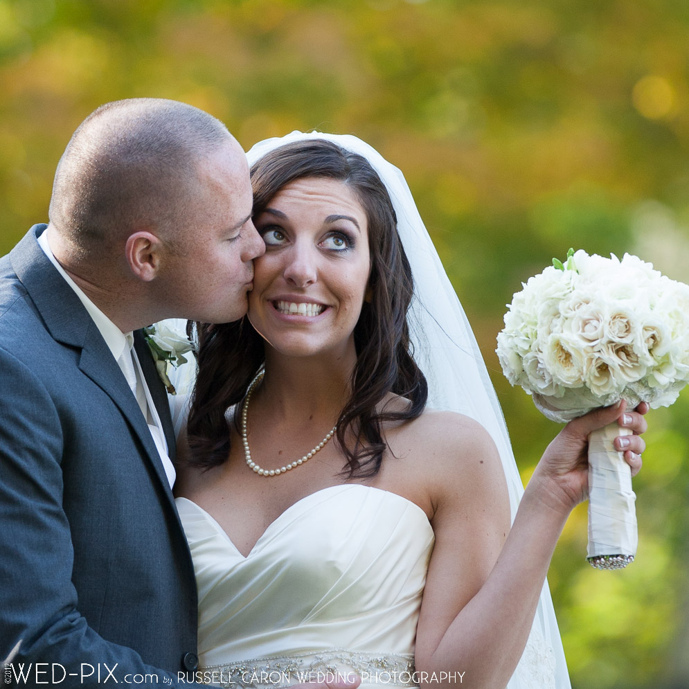 Cream and white Wedding bouquet