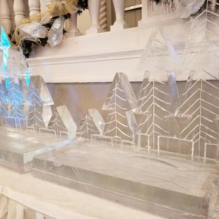 Custom Ice carving