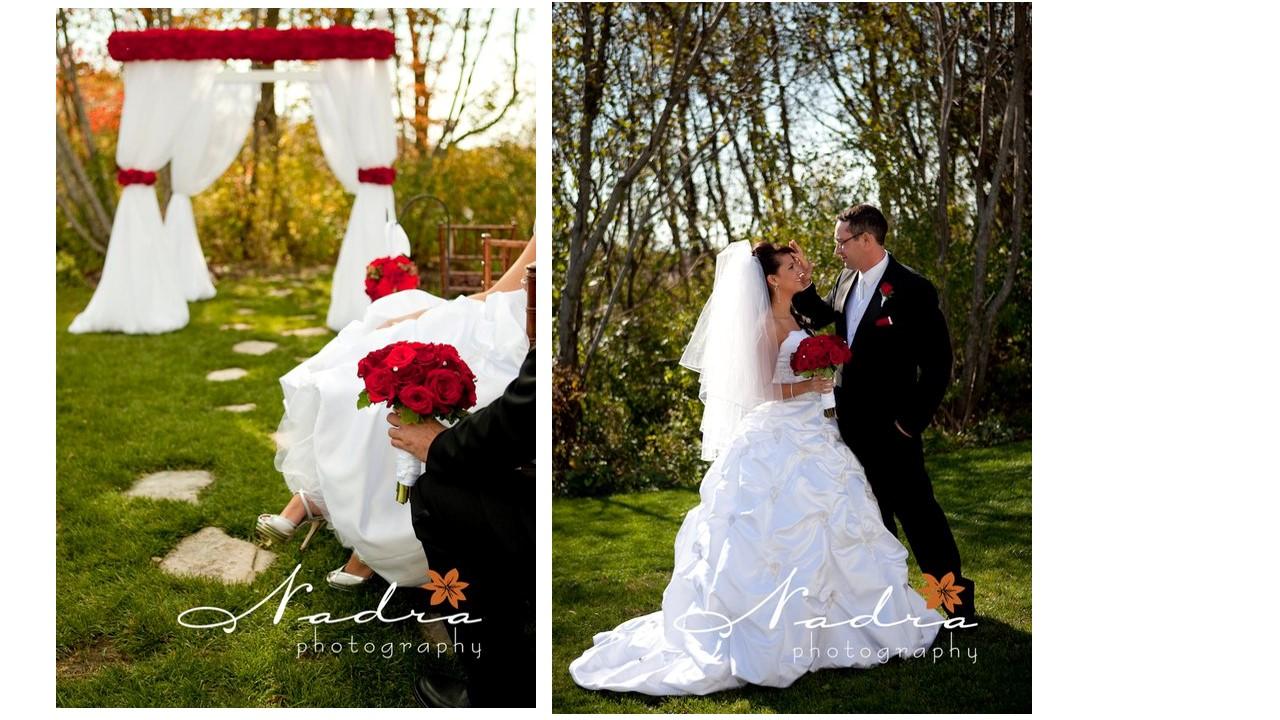 Maine wedding desinger