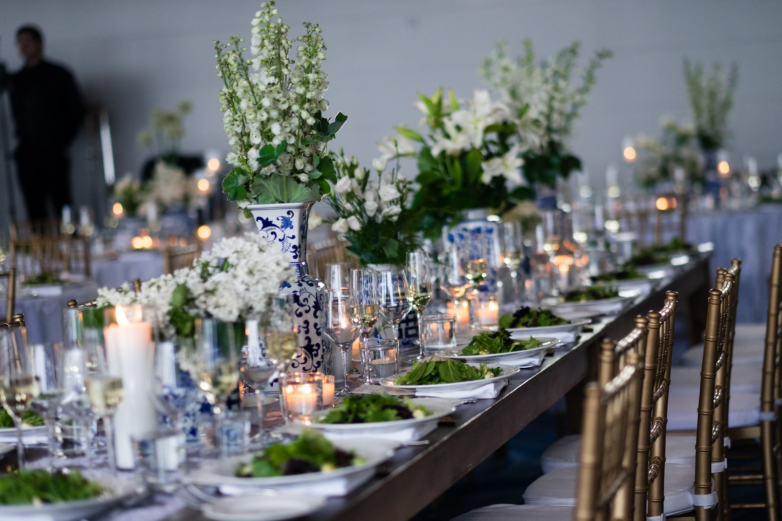 Tablescape. Laurie Andrews Design.
