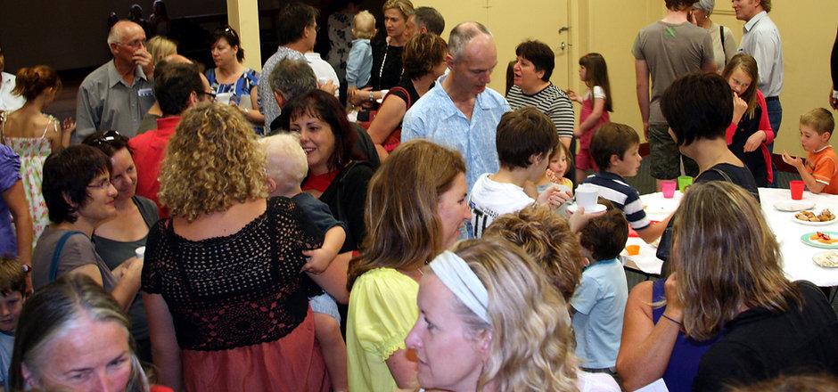 Parish get together