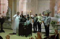 Blessing of Holy water
