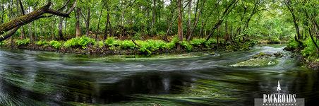 Rivers Bend Panoramic
