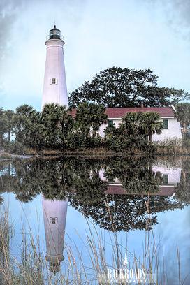 Lighthouse Reflecting Pool