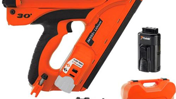 Paslode IM350+ Lithium Gas 1st Fix Framing Nail Gun
