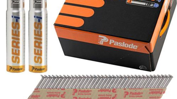 Paslode 141075 51mm Galv+ Ring Series-i Framing Nails