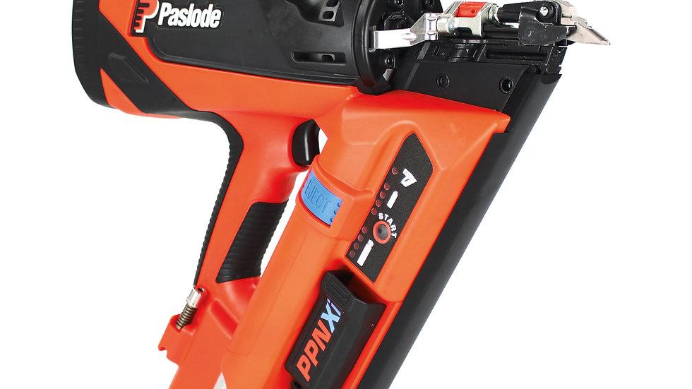 Paslode PPNXi Lithium Gas Positive Placement Twist Nail Gun